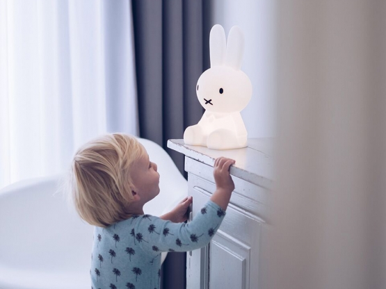 LED Nachtlicht Miffy 'First Light' 30cm